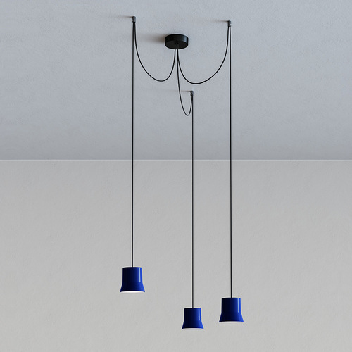 Lampa suspendată Artemide Gio.Light Cluster 0232040A