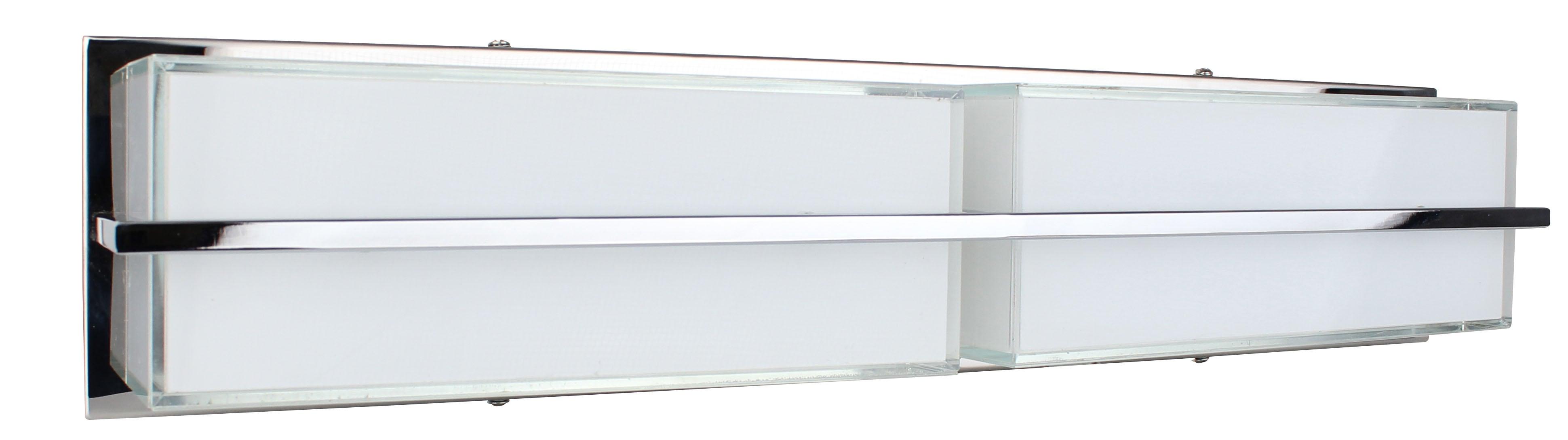LED cromat Sally / LED alb 20W