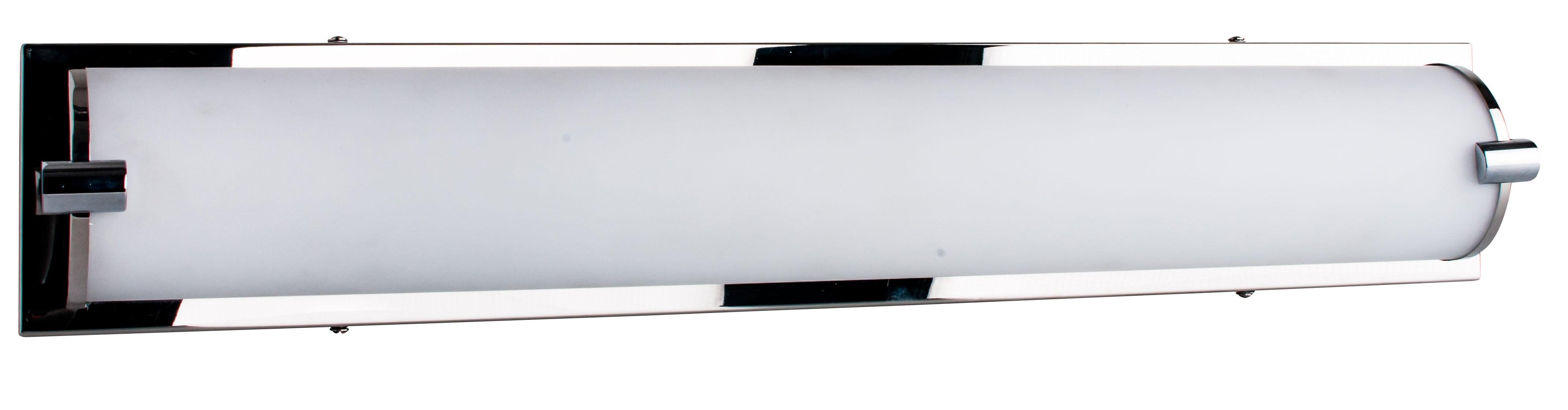 Lampă de perete cromată Romy / LED alb 27W