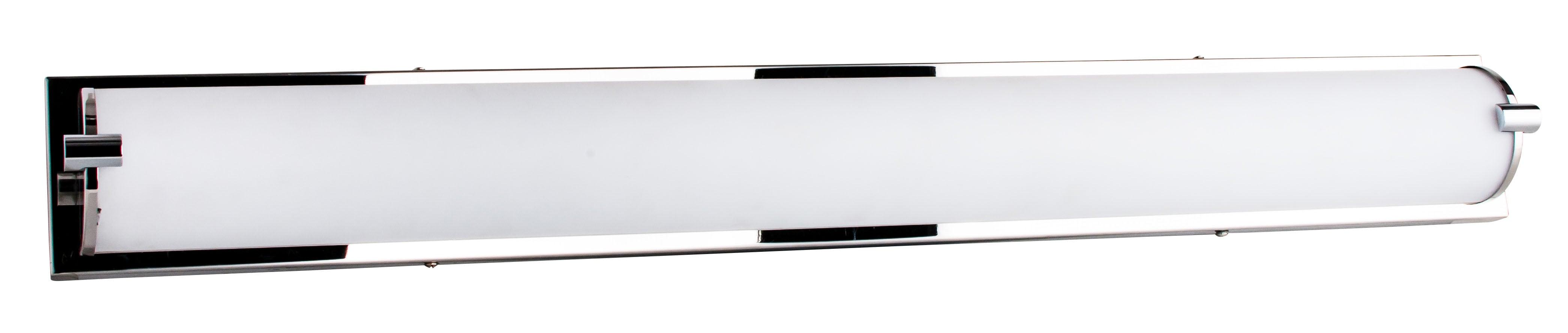 Lampă de perete Romy chromowany / LED alb 40W