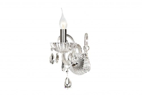 Exquisite perete Royal Sconce E14 40W