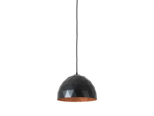 Lampa suspendată LEONARD M - negru de cupru