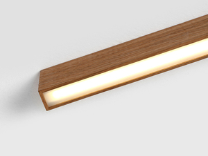 LINE PLUS M WOOD lampă de tavan - stejar small 4