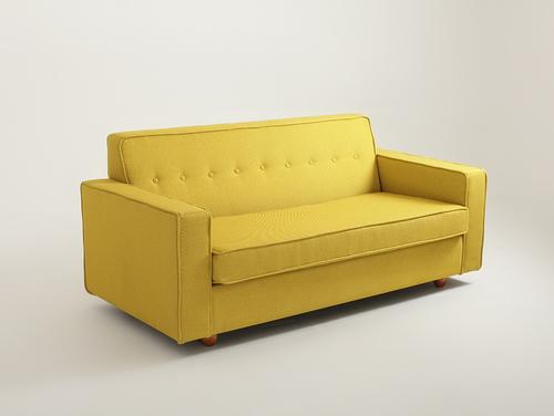 Canapea extensibilă cu două scaune ZUGO