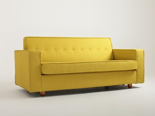 Canapea extensibilă cu trei scaune ZUGO