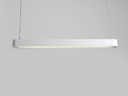 Lampa suspendată LAXO 90 - alb