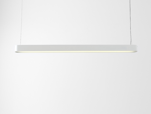 Lampa suspendată LAXO 120 - alb