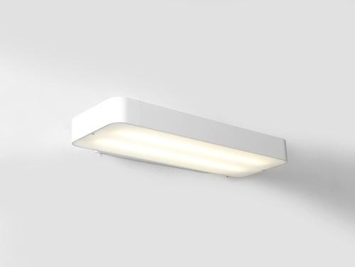 Lampă de perete LAXO WALL 60x22 - alb