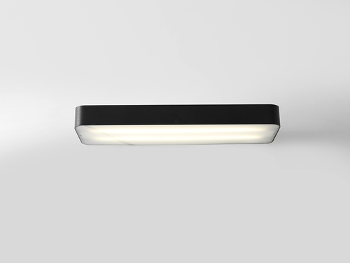 Lampă de perete LAXO WALL 60x22 - grafit