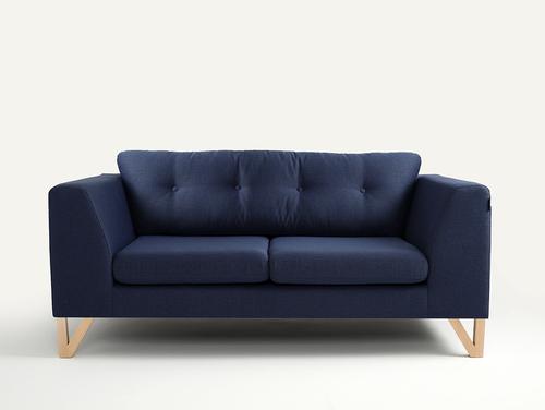 Canapea extensibilă cu două scaune WILLY