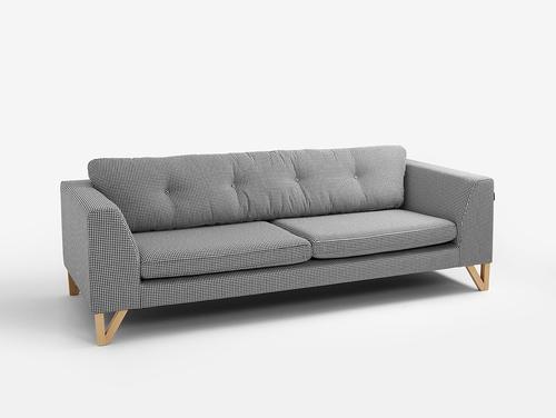 Canapea extensibilă cu trei scaune WILLY