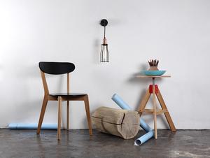 Lampa de perete WORKER TALL WALL - negru small 1