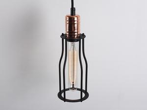 Lampa de perete WORKER TALL WALL - negru small 2