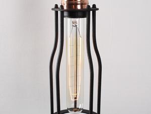 Lampa de perete WORKER TALL WALL - negru small 3
