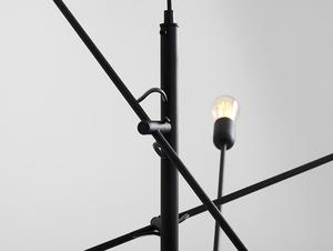 Lampa suspendată TWIGO 6 - negru small 4