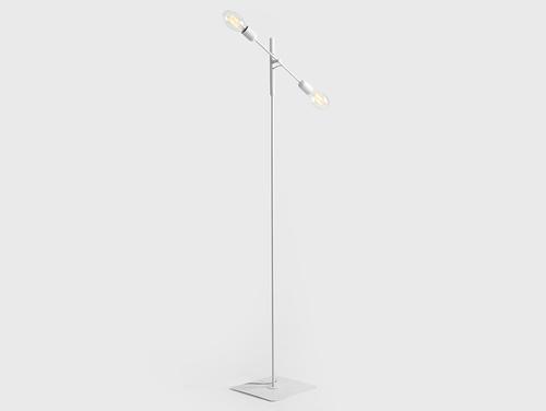 Lampa TWIGO FLOOR 2 - alb