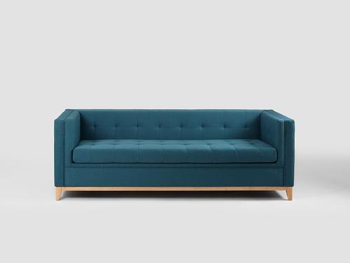 Canapea extensibilă cu trei locuri by-TOM