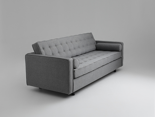 Canapea extensibilă cu trei scaune MELT