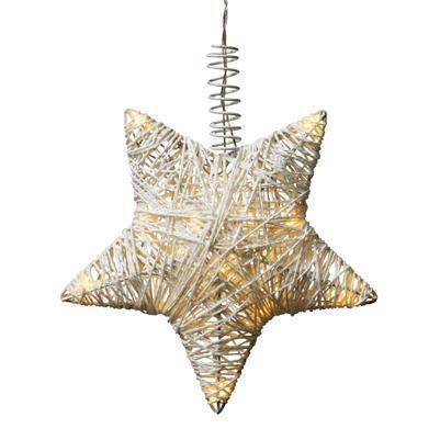 SIATOP Paper White Star