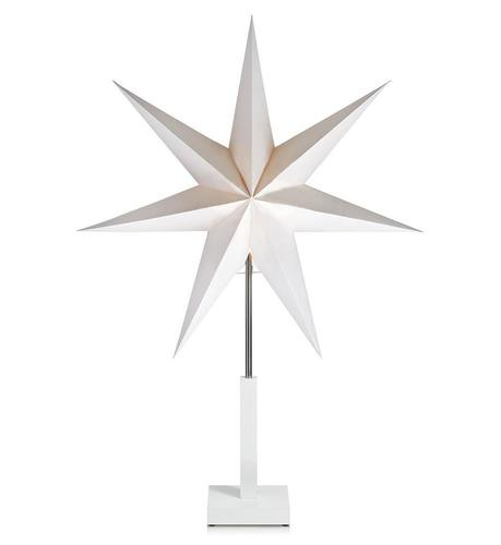 Duva Paper Star Star Table 75cm alb