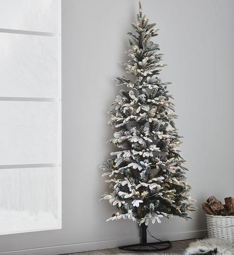 Markslojd GRANLUND Copac de Crăciun verde acoperit cu zăpadă 120L 210cm x 80cm