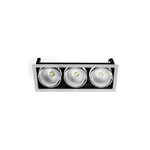 Modern Day 3 X1 Led Cob Citizen 40 St 700 Ma 3 X27 W Ip20 Nw Downlight