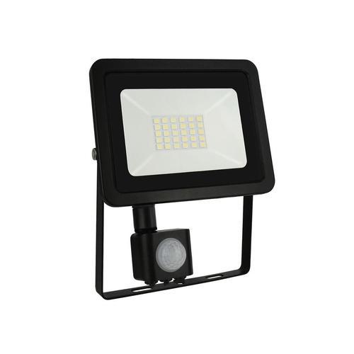 Noctis Lux 2 Smd 230 V 20 W Ip44 Nw Negru Cu Senzor