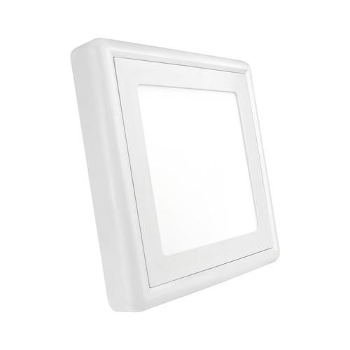 Algine Eco Ii Led Square 230 V 6 W Ip20 Cw Montat la suprafață