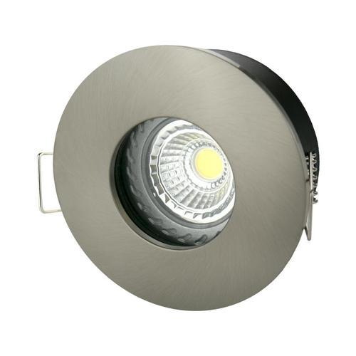 Fi Fi Iv Gu10 Round Argint Ip65