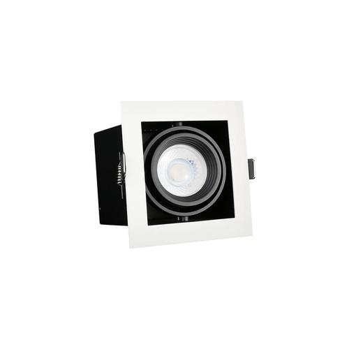Modern Day Mini Gu10 X1 Rama albă