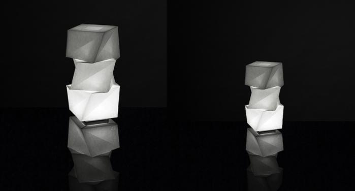 Lampa de masă Mogura Issey Maike