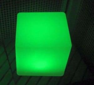 Lampă de grădină solară cu LED-uri impermeabile small 5