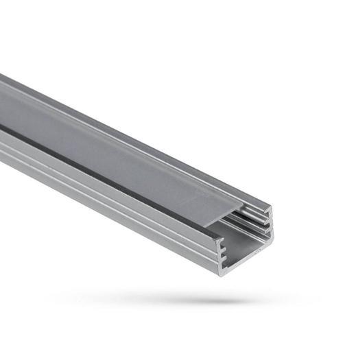 Profil din aluminiu Wojslim cu acoperire transparentă de 1 Mb A