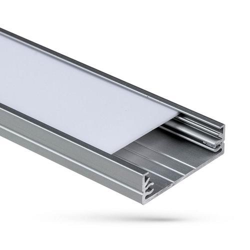 Profil din aluminiu Wojwide cu capac de lapte 1 abajur Mb G