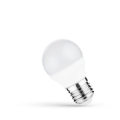 Sferă LED E27 230 V 4 W Cw