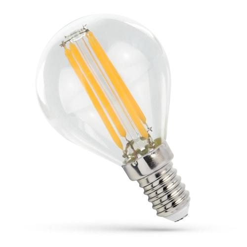 Bilă cu led E14 230 V 4 W Cog Ww Clear Spectrum
