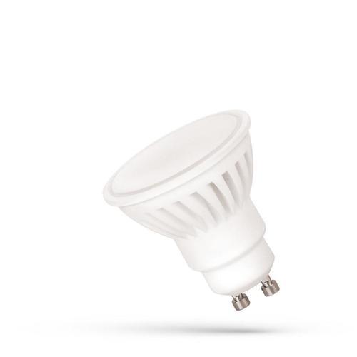 Led Gu10 230 V 10 W Smd Ww Ceramic Spectrum Premium