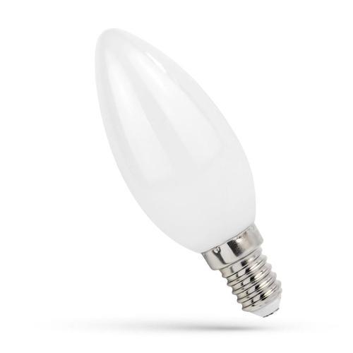 Lumânare Led E14 230 V 4 W Cog Nw Spectrum alb