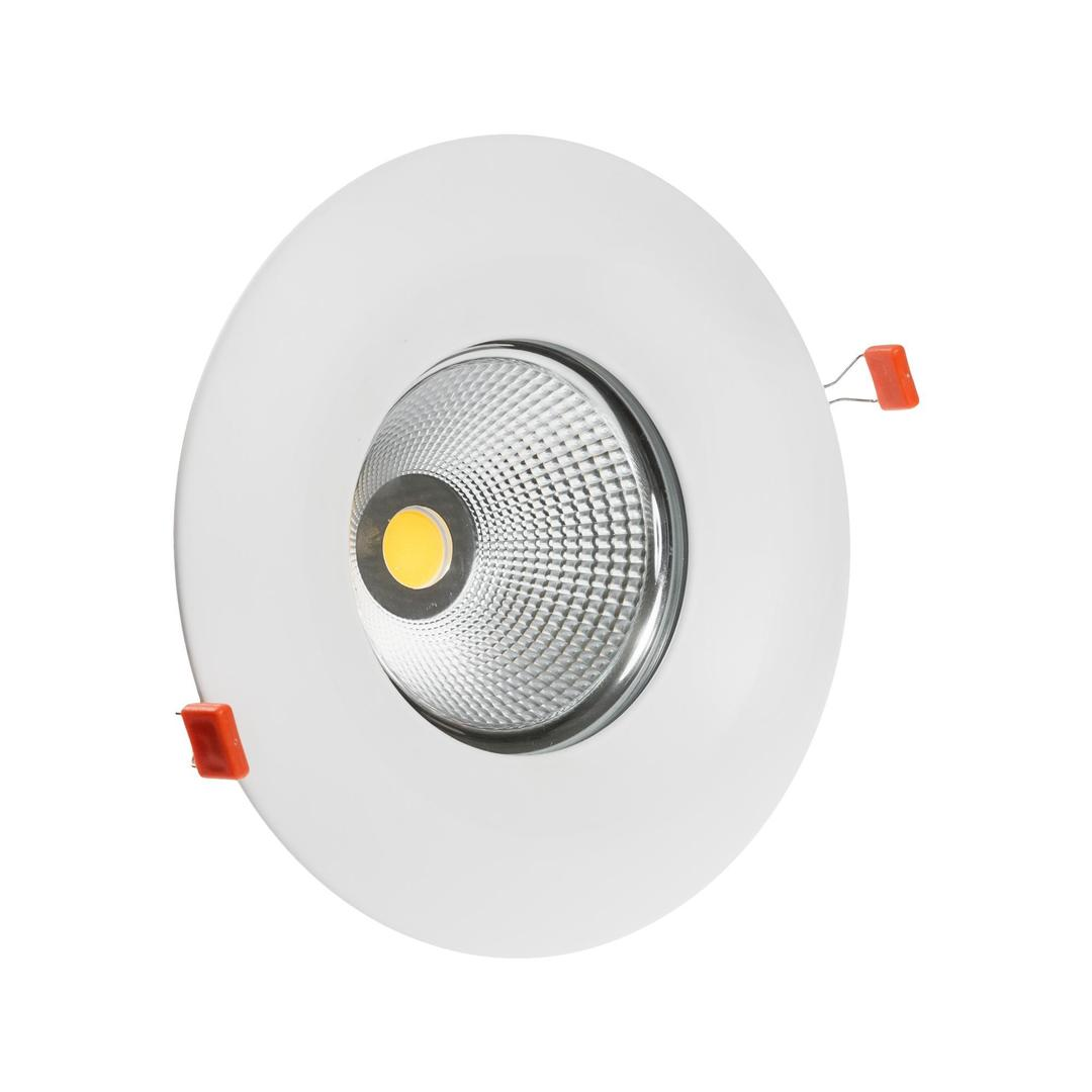 Scop Virga 830 19 W 230 V 50 St White