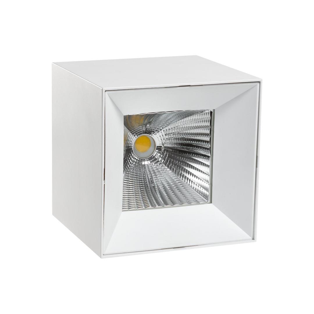 Target Zosma 1 Square 830 9,5 W 230 V 40 St White