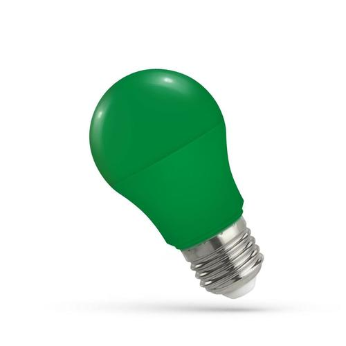 Spectru verde Led Gls E27 230 V 5 W