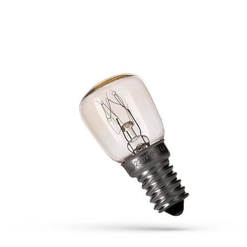 E14 15 W / 230 V Pentru sobe cu spectru 300 C