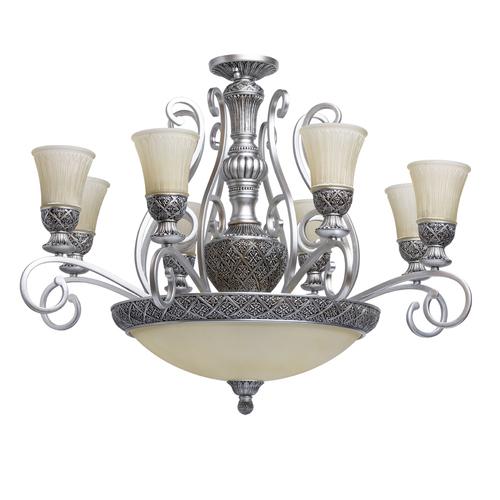 Lampa suspendată Bologna Țara 11 Argint - 254011512