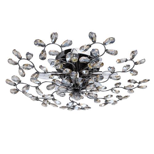 Lampa suspendată Adriatica Flora 8 Silver - 280011008