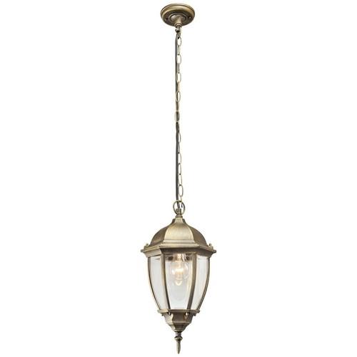 Lampa suspendată pentru exterior Fabur Street 1 Negru - 804010401