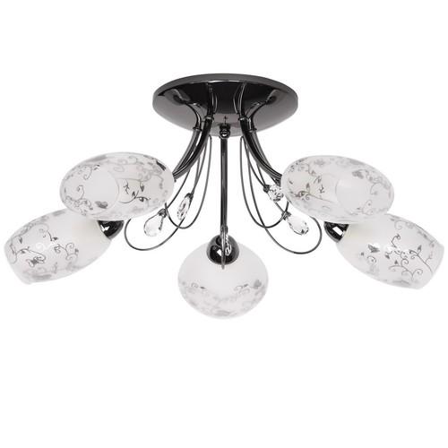 Lampă de tavan Sabrina Megapolis 5 Grey - 267013505