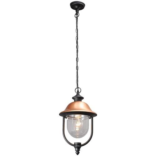 Lampa suspendată pentru exterior Dubai Street 1 Black - 805010401