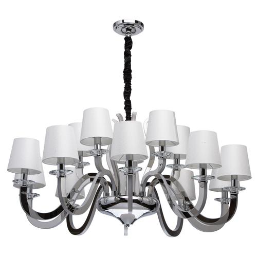 Lampa suspendată Megapolis 15 Chrome - 659011015