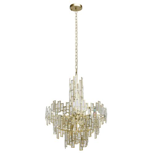 Lampa cu pandantiv Monarch Crystal 11 - 121010611