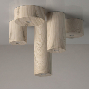 Lampa suspendată Ylang Techno 1 Beige - 712010901 small 5